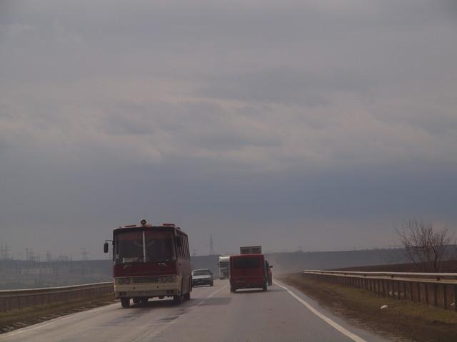 """Автодорогу Одесса - Николаев - Херсон хотят включить в """"Большое строительство"""""""