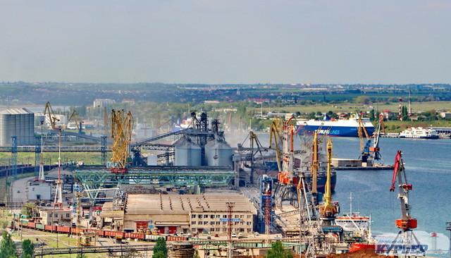 В порту Черноморск будут строить новый причал за частные инвестиции