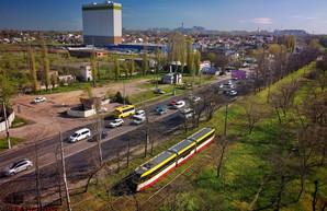 В Одессе озвучили стоимость реконструкции линии трамвая на поселок Котовского
