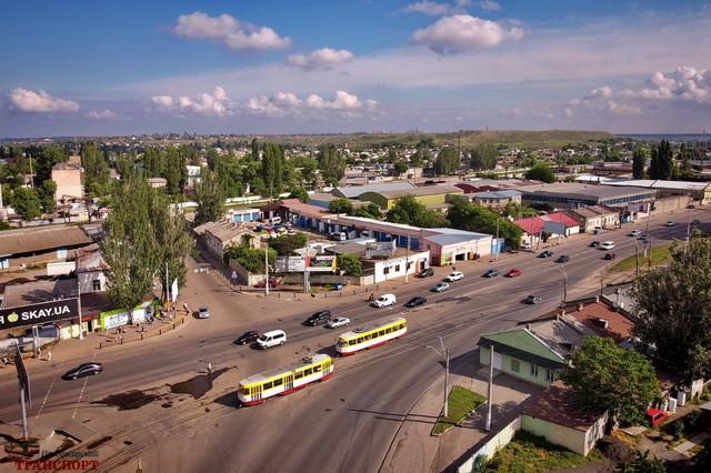 Когда в Одессе сделают шесть полос на Николаевской дороге