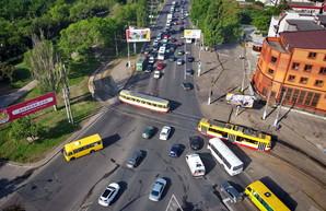 В Одессе утвердили первые камеры автофиксации нарушений на дорогах