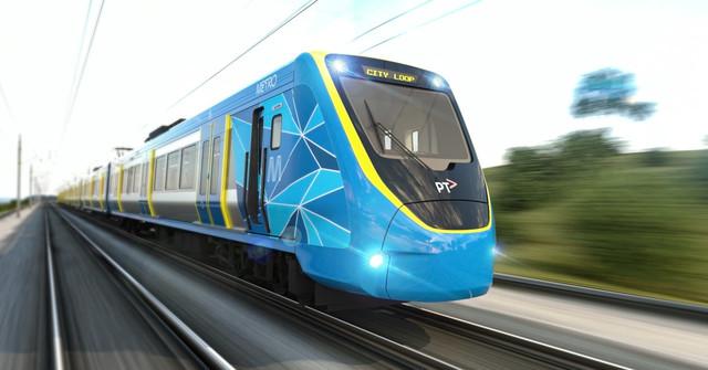 Для Мельбурна заказали 25 электропоездов Alstom