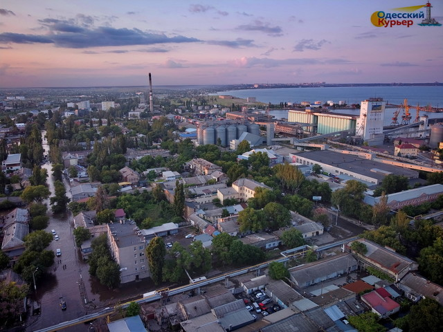 В Одессе запрещают движение грузовиков на Пересыпи в часы пик