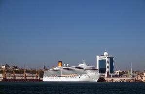 В Одесском порту ожидают первый за несколько лет круизный лайнер