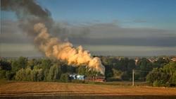 Как в Германии на железных дорогах работают паровозы (ВИДЕО)
