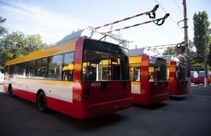 В Одессе проектируют маршрут электробусов на поселке Котовского