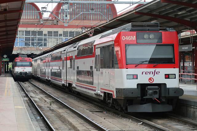 В Испании будут модернизировать железную дорогу в Мадриде