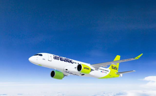 AirBaltic продолжит летать из Одесы в Ригу