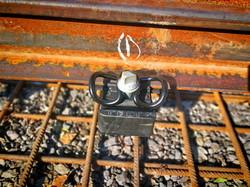 В Одессе продолжают класть новые рельсы на Новощепном Ряду (ФОТО)