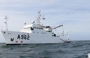 В конце октября в Одессу придет бывшее бельгийское исследовательское судно