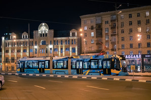 Мэрия Харькова планирует подписать меморандум с Stadler о производстве трамваев