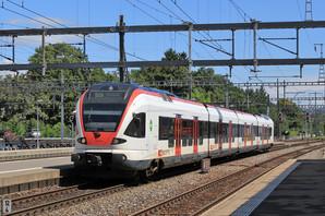 Железные дороги Швейцарии получат более 500 электропоездов Stadler