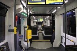Показали новые трамваи для Дрездена