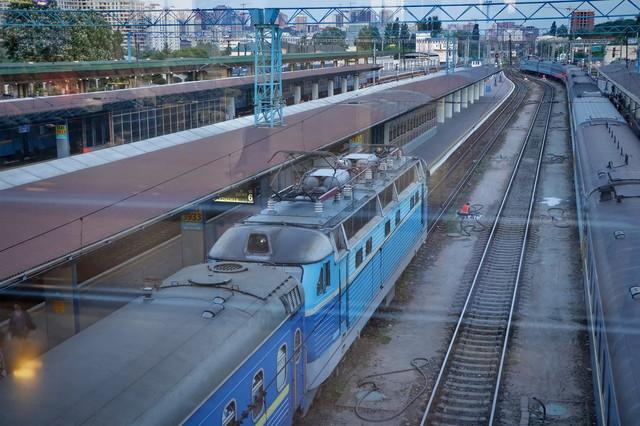 На железных дорогах Украины начинается забастовка