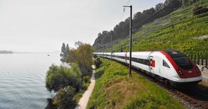 В Швейцарии модернизируют железную дорогу по берегу Бильского озера