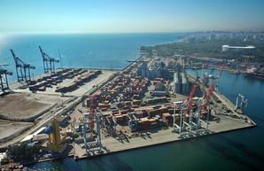 Одесский порт уменьшил грузооборот в 2021 году