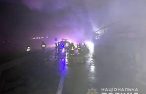 На автотрассе Одесса - Киев произошла смертельная авария