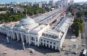 В Одессе открывают пункт вакцинации на железнодорожном вокзале