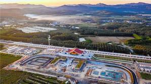 Построена железная дорога из Китая в Лаос