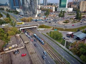 Киев получит кредит на строительство скоростного трамвая в центр города (ВИДЕО)